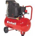 1. Einhell Compressor 1500 W – 8 Bar – 24 L