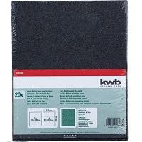 KWB 20-pak Handschuurpapier – Waterproof – 280x230 mm