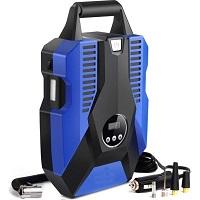 LifeGoods 12V Elektrische Compressor en Bandenpomp