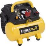 5. Powerplus POWX1721 Compressor - 8 bar