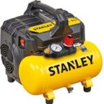 2. STANLEY Silent Compressor DST 100/8/6 - Olievrij