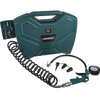VONROC Draagbare Compressor – 1100W – 8 bar