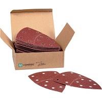 VONROC Schuurpapier set – 100x150MM – 50 stuks