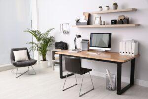 Deel je kantoor praktisch en ruim in