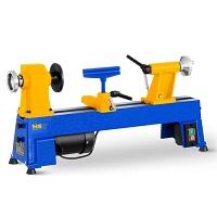 MSW Houtdraaibank - 450 W - 470 mm