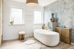 Raamdecoratie tips voor in de badkamer