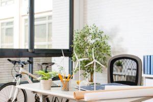 5 energiebesparende maatregelen voor op kantoor