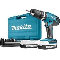 Makita HP457DWE Klopboor-Schroefmachine