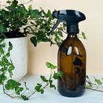 Groeikruid Plantenspuit 500 ml amberglas