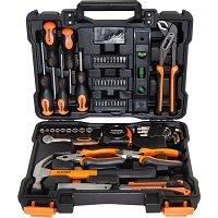 ALDORR Tools - 76-Delige gereedschapsset in koffer
