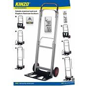 Kinzo - Opvouwbare steekwagen