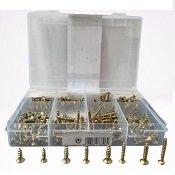 Schroeven - Hoog Kwaliteit Set van 270 stuks schroeven