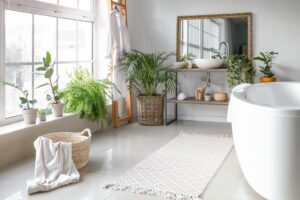 De badkamer trends van het moment